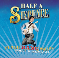 Half A Sixpence 2016 London Cast CD